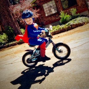 zander bike ride, kids bike, balance bike